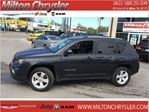 2015 Jeep Compass HIGH ALTITUDE 4X4/LEATHER/SUNROOF in Milton, Ontario