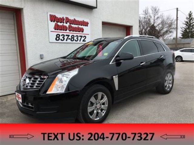 2014 Cadillac SRX Amazing Luxury in Winnipeg, Manitoba