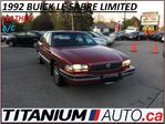 1992 Buick LeSabre AS-IS+Limited+A/C+Leather Power Seats+Keyless Entr in London, Ontario