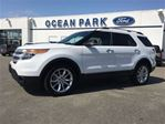 2014 Ford Explorer XLT 4WD - 20 WHEELS, NAVIGATION, DUAL PANEL ROOF in Surrey, British Columbia