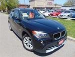 2012 BMW X1 PREMIUM PACKAGE NAVIGATION ONE OWNER in Scarborough, Ontario