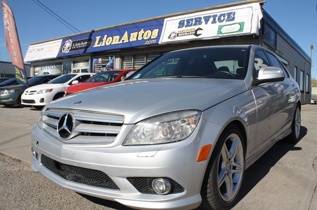 2008 mercedes benz c class silver lion autos enterprise for Enterprise mercedes benz