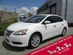 2013 Nissan Sentra SL AUTO TOIT CUIR in Longueuil, Quebec