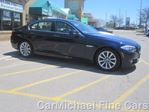 2013 BMW 5 Series 528i X DRIVE AUTO, AWD,SUNROOF,LEATHER,PARK DISTANCE CONTROL,LOADED. in Mississauga, Ontario