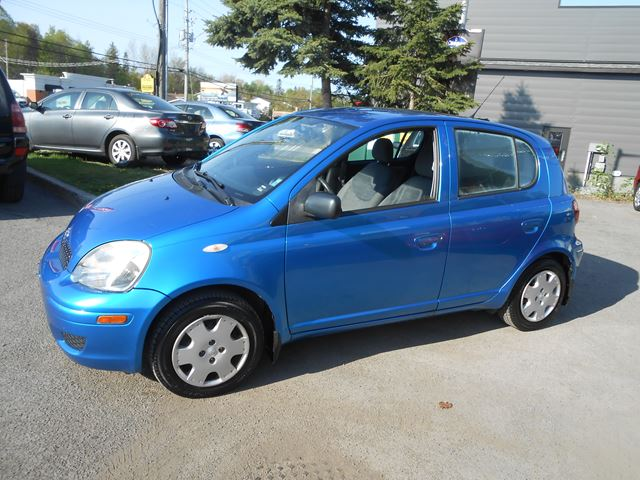2005 Toyota Echo Le Blue Cars Of All Kinds Wheels Ca