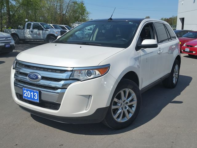 Ford edge limited wheels letra