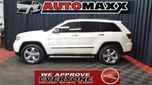 2012 Jeep Grand Cherokee Overland V8 Loaded! $259 Bi-Weekly! APPLY NOW! in Calgary, Alberta