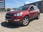 2011 Chevrolet Traverse 1LT MAGS TV/DVD QUAD SEATING in St Catharines, Ontario