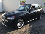 2013 BMW X1 28i, Automatic, Leather, Panoramic Sunroof, Heated in Burlington, Ontario