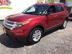 2013 Ford Explorer XLT, Automatic, Navigation, Third Row Seats, 4*4 in Burlington, Ontario