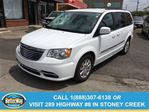 2015 Chrysler Town and Country Touring BACK UP CAMERA AND STOW N GO in Hamilton, Ontario
