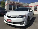 2014 Toyota Camry SE - NAVI / SUNROOF / LEATHER TRIM SEATS in Toronto, Ontario