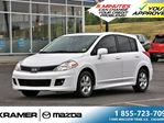 2009 Nissan Versa 1.8 SL 6-Speed Manual in Calgary, Alberta
