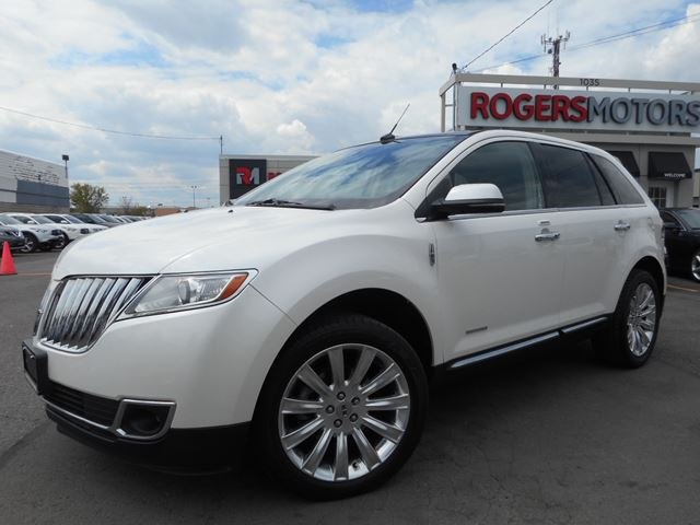 2013 lincoln mkx navi vista roof reverse cam white. Black Bedroom Furniture Sets. Home Design Ideas