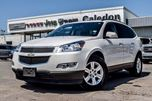 2012 Chevrolet Traverse LT 7 Seater On Start Pwr Windows Pwr Locks Front & Rear Air 18Alloy Rims in Bolton, Ontario