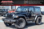 2015 Jeep Wrangler Sport 4x4 Manual Upgraded Rims Pkg HardTop Tow Hitch Aftermarket LED Flood Lights in Thornhill, Ontario