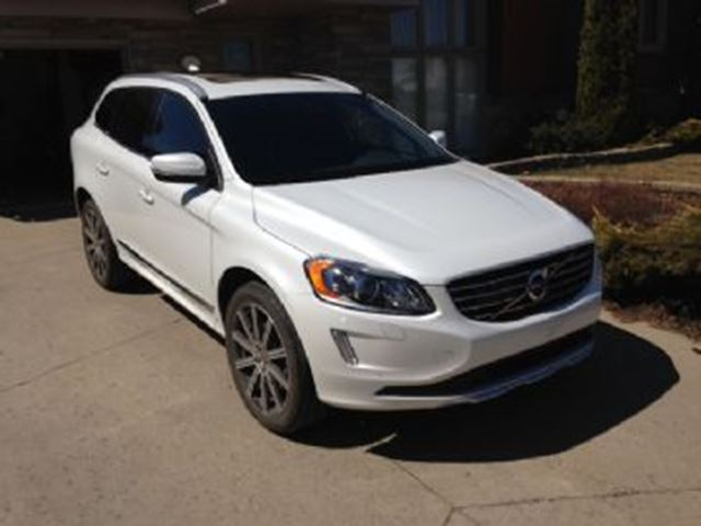 2015 volvo xc60 t5 awd special edition mississauga. Black Bedroom Furniture Sets. Home Design Ideas