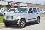 2008 Jeep Liberty Sport 4X4 Auto No Accident History in Brampton, Ontario
