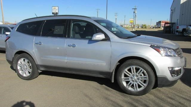 2015 CHEVROLET TRAVERSE LT in Hanna, Alberta