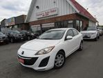 2011 Mazda MAZDA3 POWER GROUP! AUX JACK! in St Catharines, Ontario