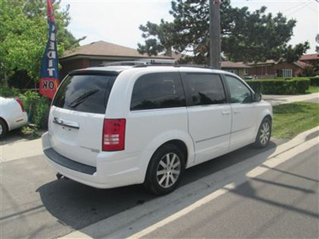 2009 chrysler town and country touring scarborough ontario used car. Cars Review. Best American Auto & Cars Review