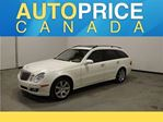 2008 Mercedes-Benz E-Class E350 NAVIGATION 4MATIC MOONROOF in Mississauga, Ontario