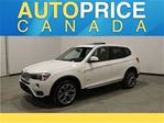 2015 BMW X3 xDrive28i PANOROOF XENON in Mississauga, Ontario