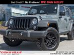 2015 Jeep Wrangler Unlimited WILLY'S, TWO TOPS in Mississauga, Ontario