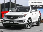 2013 Kia Sportage SX Navigation! Turbo! Ventilated Seat! Panorama! in Winnipeg, Manitoba