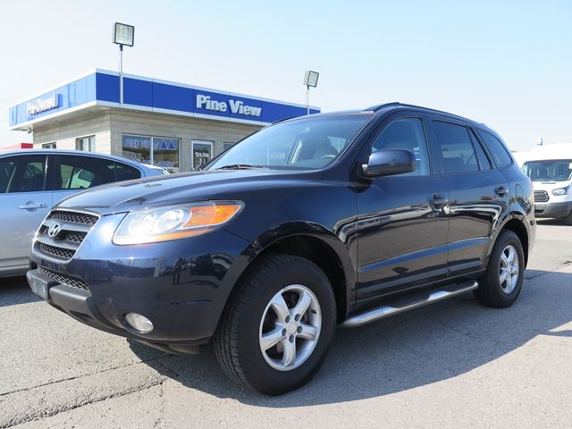 2009 hyundai santa fe gls woodbridge ontario used car for sale 2489856. Black Bedroom Furniture Sets. Home Design Ideas