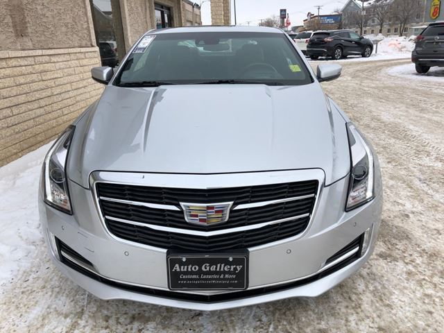 2015 cadillac ats premium awd lthr nav winnipeg manitoba car for sale 2489920. Black Bedroom Furniture Sets. Home Design Ideas