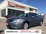2012 Nissan Altima 2.5 S ONE OWNER!!! in Grimsby, Ontario