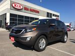 2012 Kia Sportage LX ONE OWNER!! in Grimsby, Ontario