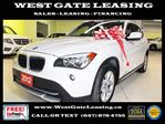 2012 BMW X1  PANORAMIC ROOF  PREMIUM PCKG  in Vaughan, Ontario