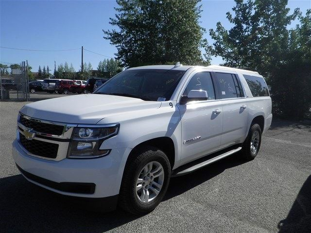 2015 chevrolet suburban lt calgary alberta used car for sale 2490331. Black Bedroom Furniture Sets. Home Design Ideas