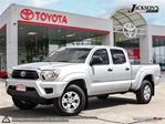 2012 Toyota Tacoma D.CAB SR5 4X4 V6, TOYOTA CERTIFIED in Barrie, Ontario