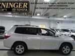 2008 Toyota Highlander 4-door 4WD V6 SR5 5A 7-Pass in Calgary, Alberta