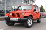 2015 Jeep Wrangler Unlimited Certified | Premium Cloth Interior | Hard Top | 4X4 | in Kamloops, British Columbia