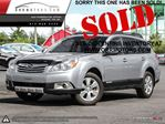 2012 Subaru Outback 3.6R Limited in Stittsville, Ontario