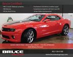 2011 Chevrolet Camaro SS 6.2L 8 CYL 6 SPD MANUAL RWD 2D COUPE in Middleton, Nova Scotia