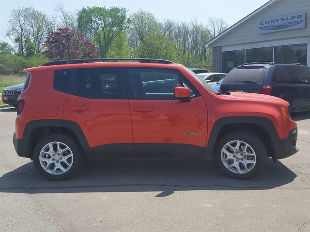 2015 jeep renegade north fort erie ontario used car for. Black Bedroom Furniture Sets. Home Design Ideas