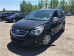 2011 Volkswagen Routan EXECLINE SEL PR LEATHER NAVIGATION MOONROOF TV/DVD in St Catharines, Ontario