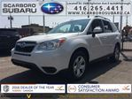 2015 Subaru Forester 2.5i,  FROM 1.9% FINANCING AVAILABLE, PLEASE CONTA in Scarborough, Ontario