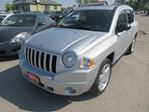 2010 Jeep Compass LOADED LIMITED EDITION 5 PASSENGER 4X4.. LEATHE in Bradford, Ontario
