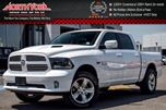 2015 Dodge RAM 1500 Sport 4x4 Nav Leather Sunroof BedLiner TowHitch R.Start Alpine Audio HTD & Vented Frnt Seats in Thornhill, Ontario