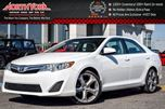 2012 Toyota Camry LE W/ Bluetooth Cruise Canadian Power Group 20 Aluminium Alloys  in Thornhill, Ontario