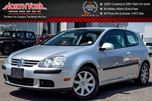 2007 Volkswagen Rabbit 2.5L  LOW Km's Sunroof Power Locks/Windows/Mirrors Cruise Canadian! in Thornhill, Ontario