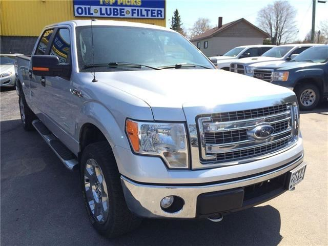 2014 ford f 150 lariat north bay ontario used car for sale 2491101. Black Bedroom Furniture Sets. Home Design Ideas