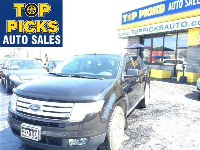2010 Ford Edge Limited in North Bay, Ontario
