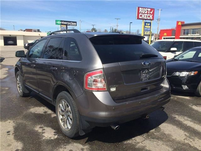 2009 ford edge limited north bay ontario used car for sale 2491706. Black Bedroom Furniture Sets. Home Design Ideas